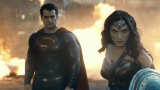 Batman v Superman Dawn of Justice   official trailer #3 US (2016) Ben Affleck Gal Gadot