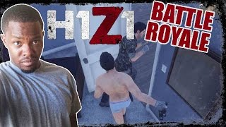 COME BOX ME BRO!! - H1Z1 Battle Royale Gameplay | H1Z1 Solo BR