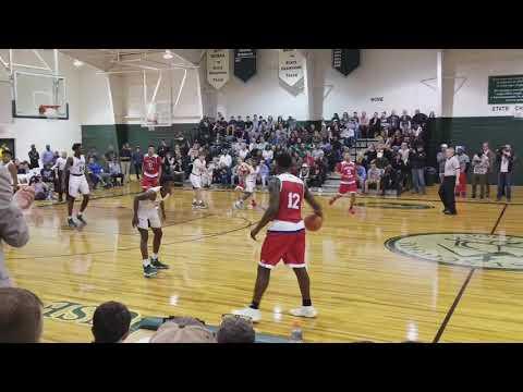 Zion  Williamson vs Christ School - 7