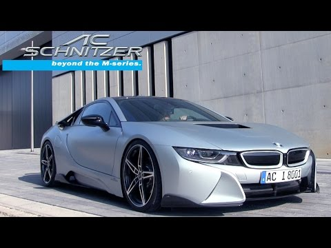 ac schnitzer releases tuning program for bmw i8 autoevolution. Black Bedroom Furniture Sets. Home Design Ideas