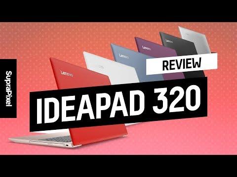 Lenovo IdeaPad 320: Pantalla grande, teclado cómodo