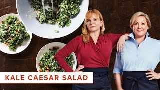 How To Make The Best Homemade Kale Caesar Salad
