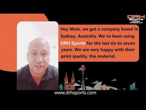 Happy Client | DRH Sports Testimonials | Australia