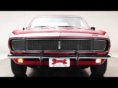 Video of '68 Camaro - P7VM