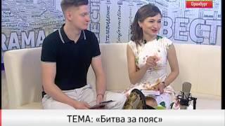 Битва за пояс. Дамир Исмагулов, обладатель чемпионского титула M1Global