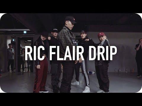 Ric Flair Drip - 21 Savage, Offset, Metro Boomin / Koosung Jung Choreography