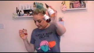 bestcigliquid Easy Mix Eliquid Review [Lesley's Lemon Cheesecake, Biscuit Monster & Pink Lady]