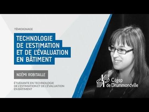 DEC en technologie de l'estimation et de l'évaluation en...