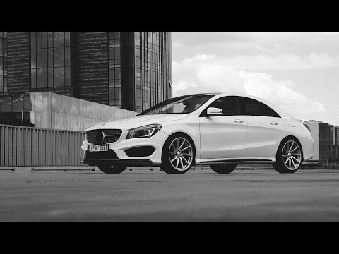 Mercedes-Benz CLA 250 | Vossen Wheels