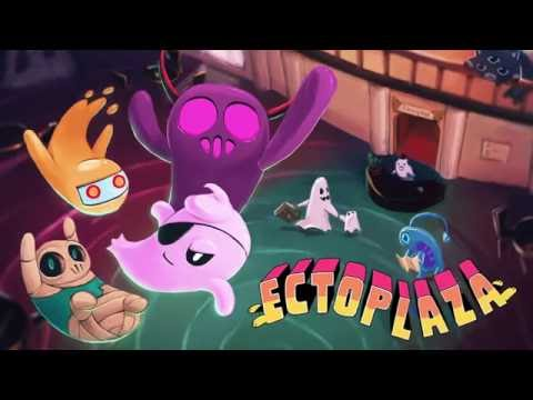 Ectoplaza - Release Date Trailer thumbnail