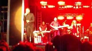 Johnny Reid - That Man Is Me.  Lewisporte  Aug. 8, 2015