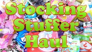 Ultimate Stocking Stuffer Haul - Fabulous Holiday Gift Ideas - PLUS Free Giveaway - 4K