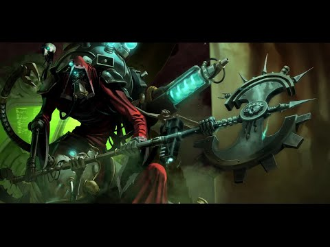 Chapter Master Valrak