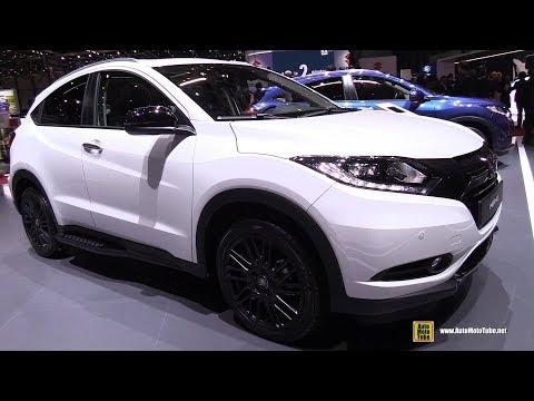 2017 Honda HRV - Exterior and Interior Walkaround