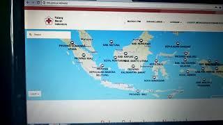Tutorial Download Kartu Tanda Penganal Pengurus, Staf, Relawan, dan PMR mis.pmi.or.id