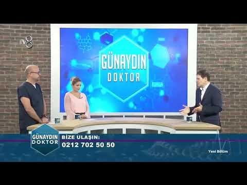 Op. Dr. Sinan Göker Akıllı lens - TV8 Günaydın Doktor