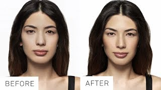 Contouring Tutorial For Oval Shaped Faces By Smashbox Cosmetics | Sephora