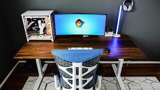 The Most Divisive Chair!? The BEST Standing Desk!? Autonomous ErgoChair Pro+ and SmartDesk Pro