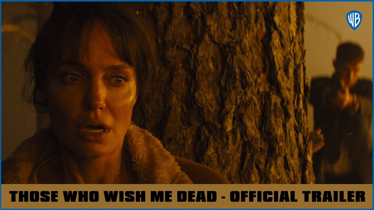 Those Who Wish Me Dead trailer: Angelina Jolie and Nicholas Hoult's disaster thriller promises to take you to the edge of your seat