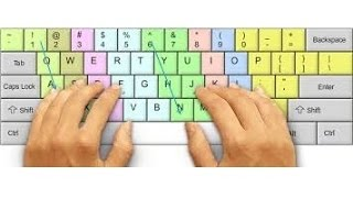 How To Type 10 Fingers Without Looking at the Keyboard?