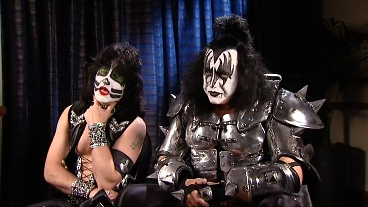 Gene Simmons Claims 'I'm The Voice Of Guitar Hero 6'