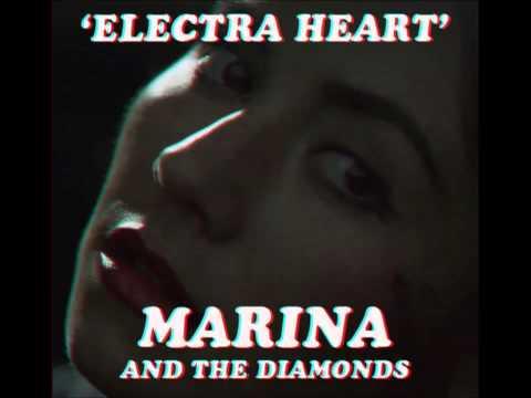 """MARINA   ♡ """"ELECTRA HEART"""" ♡"""