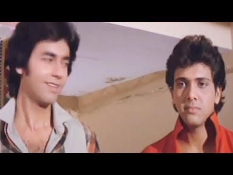 Govinda works as a Small Time Robbery - Hindi Comedy Scene 1/13 | Rohan Kapoor | Love 86(k)