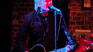 preview picture of video 'Mike Peters - Acoustic Wrexham 4.11.10 'Spirit of 76''