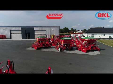 Maschio Hydraulische Anbauteile fur  klappbar Kreiselegge