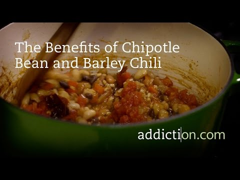 Benefits of Chipotle, Bean & Barley Chili