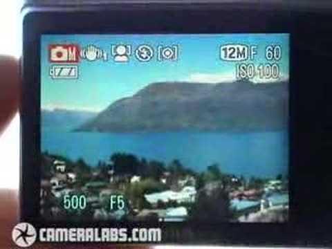 Fujifilm FinePix F50fd review