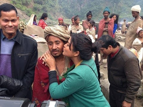 Rekha Thapa loves Raute people, the truth of the controversial kiss