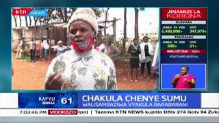 Naibu Rais William Ruto ajitenga na chakula chenye sumu kilichosambazwa eneo la Kikuyu