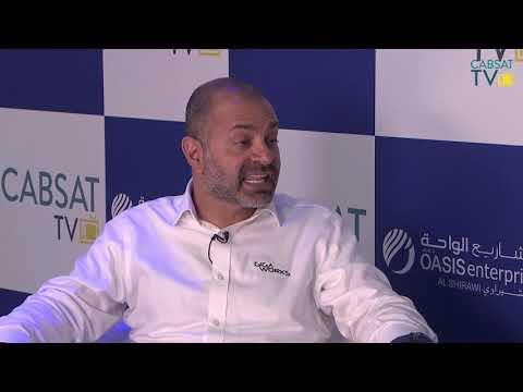 Giga Works talks to CABSAT TV at #CABSAT2019