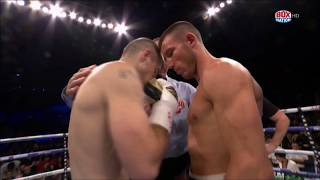 Controversy settled! Liam Smith v Liam Williams 2 highlights