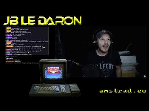 Le Daron vous parle et joue a BARBARIAN avec des joysticks improbables