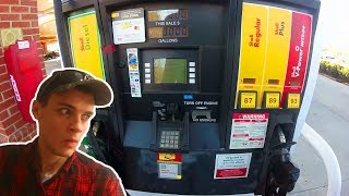 How To Pump Gas at a Self-Service Gas Station