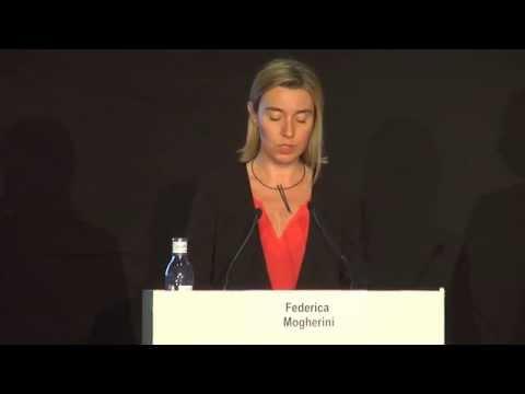 Speech by Mogherini - The EU Internal-External Security Nexus