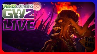 Plants vs Zombies Garden Warfare 2 LIVE - With Subs | Sponsor Goal [5/10]