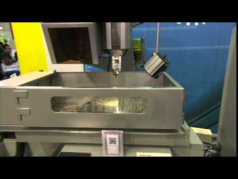 Cnc Drill Edm Machine