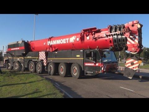 Mackdag 2013 truckshow - Cranes Wreckers Cranetrucks - Demag AC500-2 Mammoet