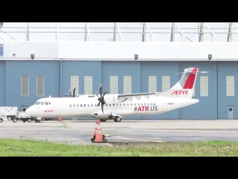 ATR 4 US aircraft tours White Plains and Hyannis