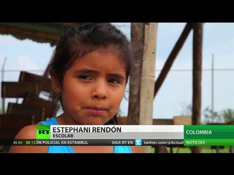 Reclutamiento de niños: cruda realidad y arma secreta de grupos armados en Colombia