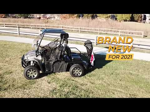2021 Massimo Buck EV 50EX in Forty Fort, Pennsylvania - Video 1