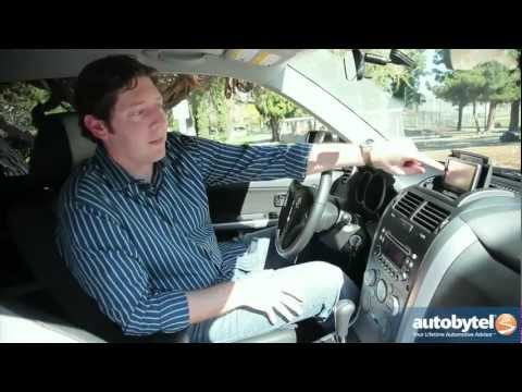 2012 Suzuki Grand Vitara: Video Road Test and Review