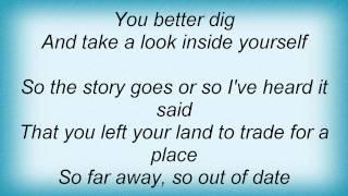 Dispatch - Whirlwind Lyrics
