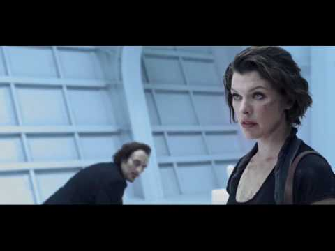 New Resident Evil: Afterlife Ad Hits TV