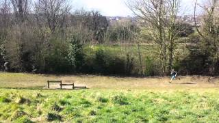 preview picture of video 'Dartford parkrun (freedom run)'