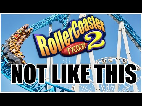 ROLLERCOASTER TYCOON 2 Shouldn't Be Played Like This - ASpec