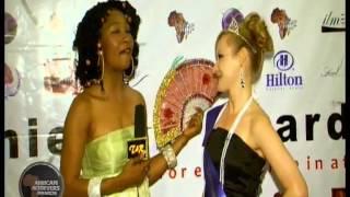 AFRICAN ACHIEVERS AWARDS 2013  RED CARPET IN NAIROBI KENYA